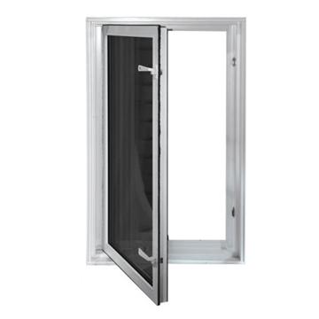 meet egress code use an in swing window instead of a casement window