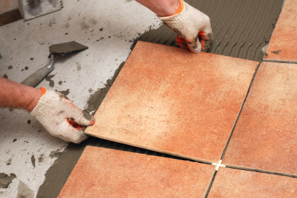 Installing Tile Flooring in a Finished Basement | Helpful Tips