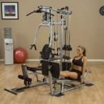 Home-Gym-in-the-basement
