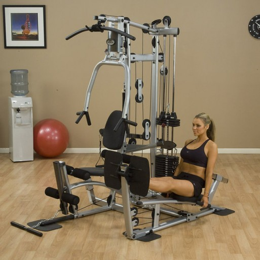 A basement gym is a great use of finished basement space, giving you a quiet place to work out and store your exercise equipment.