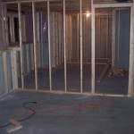 Finishing a basement can be a cost-effective alternative to moving, as long as it's done safely and egress code compliant.